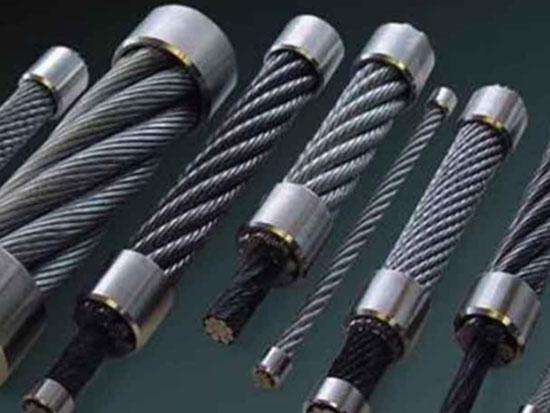 起重机通常采用什么钢丝绳?