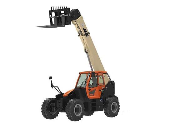 捷尔杰推出迄今为止最大容量伸缩臂叉装机 配备多重安全技术