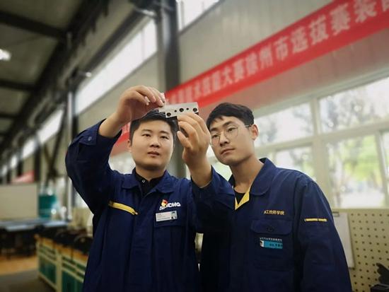 培養工程機械技能人才,助力大國崛起