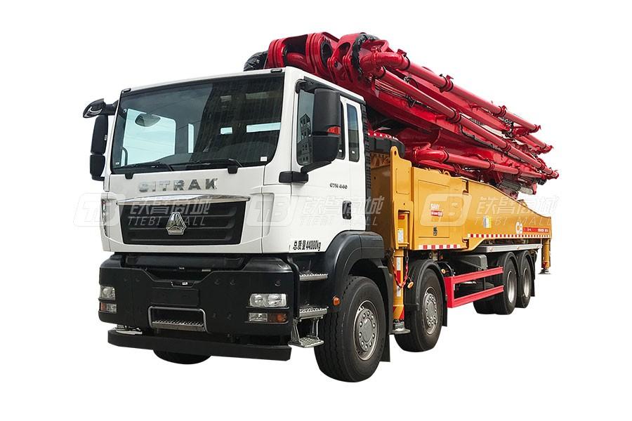 三一混凝土泵车SYM5448THB 560C-8A产品特点介绍