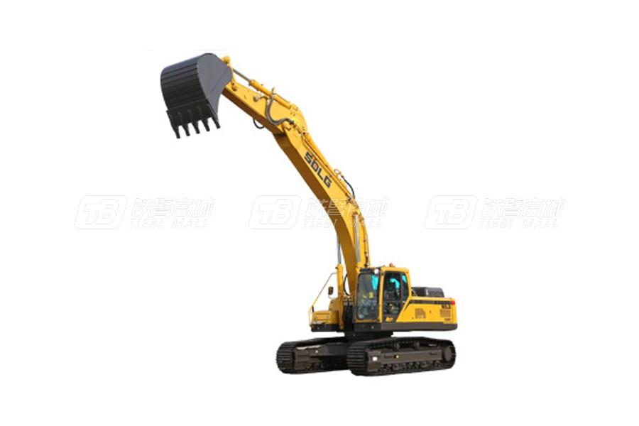 山东临工大型液压履带挖掘机E6360F产品特点介绍
