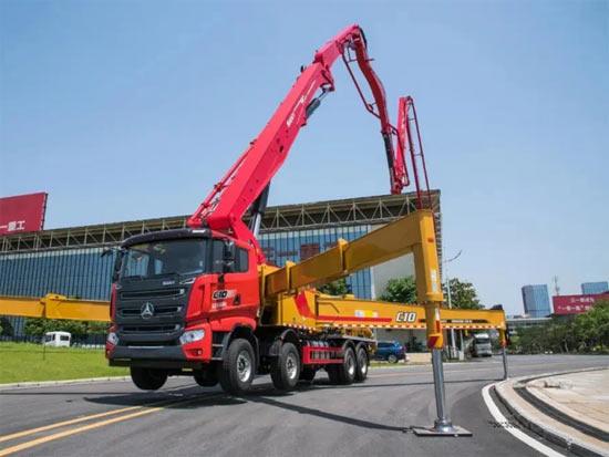 6大核心优势 三一国六泵车凭实力圈粉!