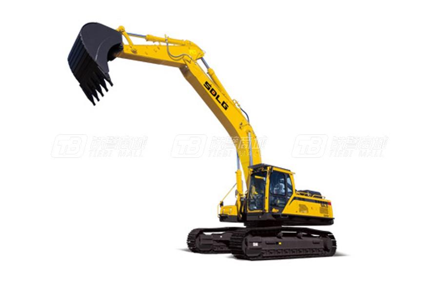 为什么大家都买山东临工大型液压履带挖掘机E6400F