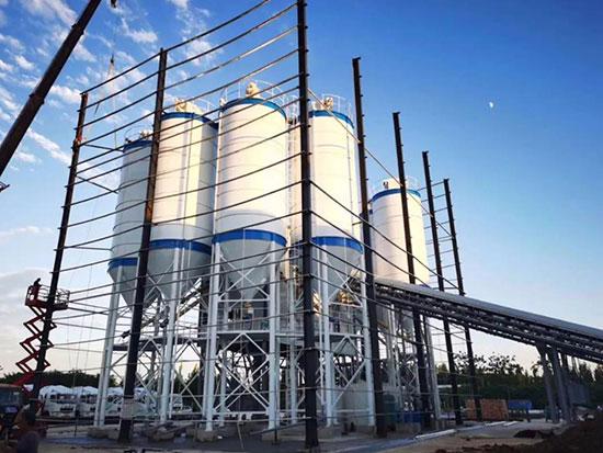 混凝土搅拌机液压传动系统的维护及常见故障