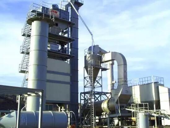 瀝青攪拌站燃燒器的合理選用、維護與節能
