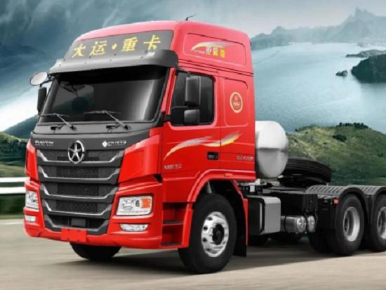 煤炭运输好帮手,大运重卡新N8E系列3.0产品值得你选
