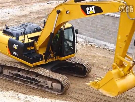 Cat^R 329D2D2 L 液压挖掘机产品性能特点介绍