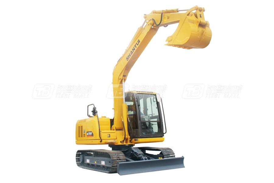 山推履带挖掘机SE75-9w价格查询