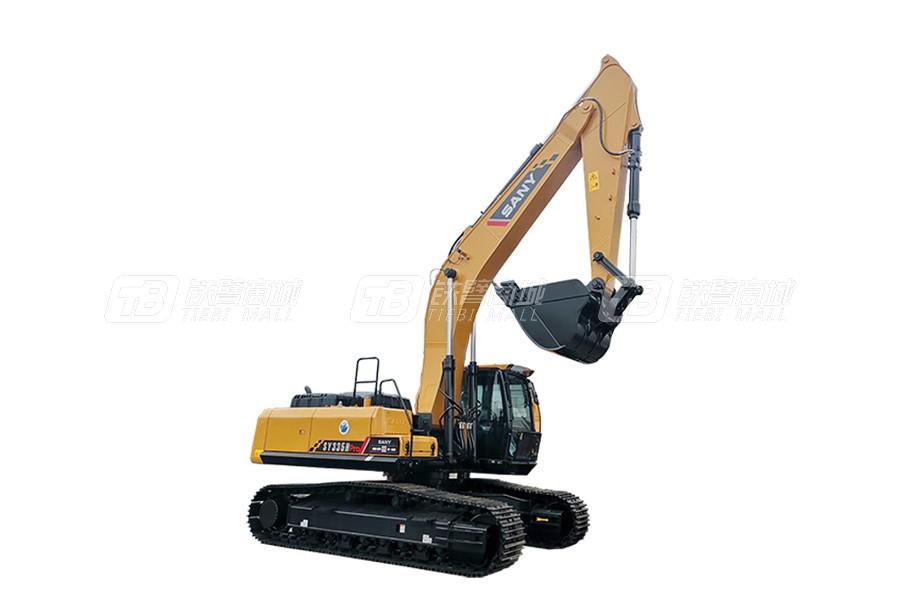 三一挖掘机SY335H怎么样?详细解读