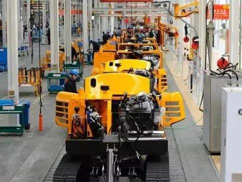高产!三一重机小挖公司第250000台挖机荣耀下线