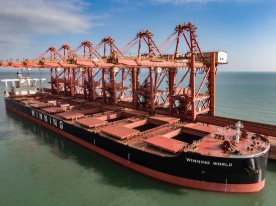 澎湃奔流又一年 ——山东港口成立两周年回眸