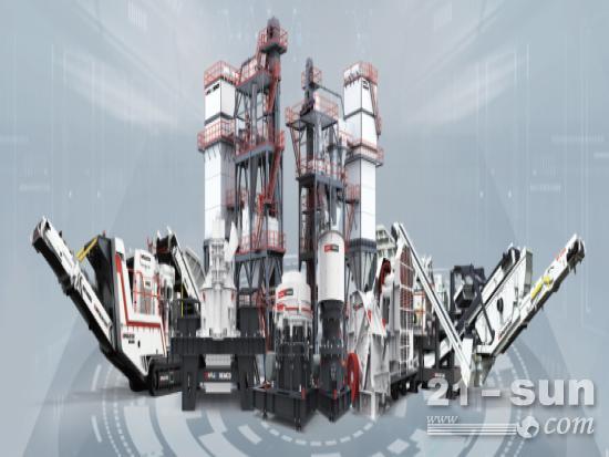 南方路机IH系列反击破碎主机:物料处理多面手