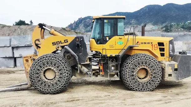 临工叉装机助力绿色智能矿山建设