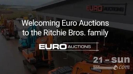 利氏兄弟收购Euro Auctions 进一步扩大国际影响力