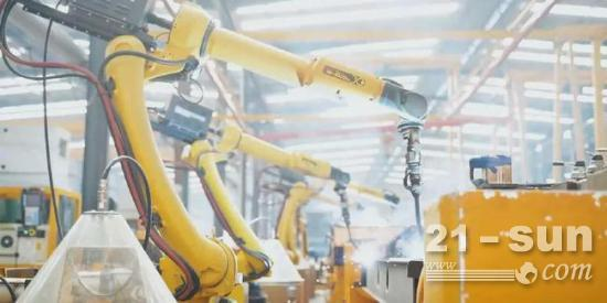 FANUC助力河南矿山,打造起重机行业智能标杆工厂