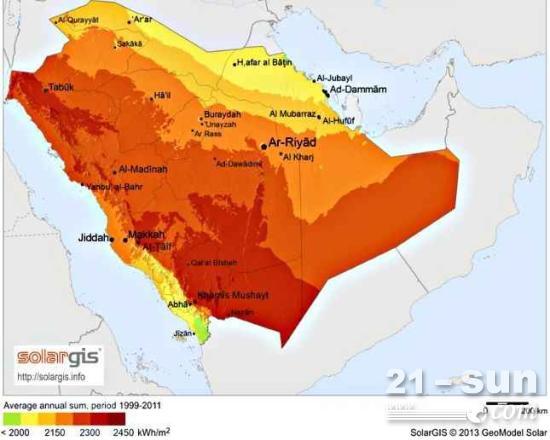 沙特阿拉伯新能源市場的特點、機遇和挑戰概述