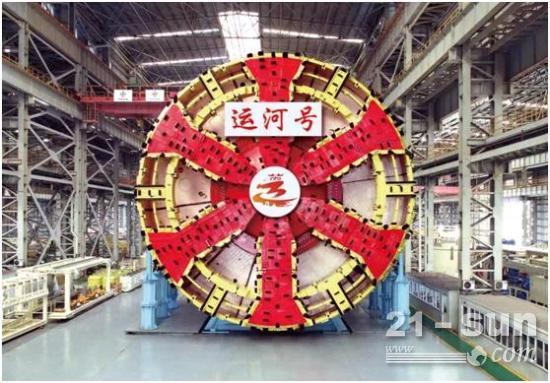 北京东六环改造工程全面进入盾构掘进阶段