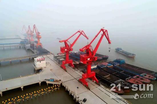 总投资估算超22亿元!泰州港三个大型沿江港口工程同时获批