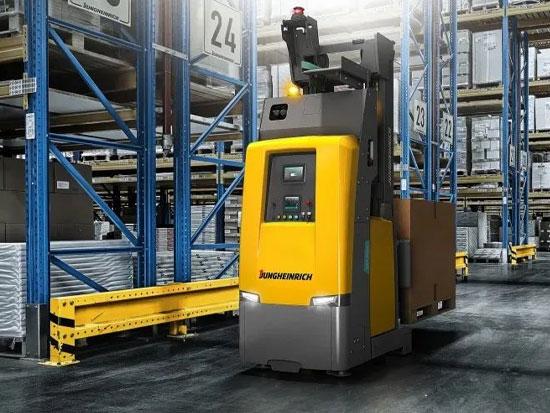 永恒力EKSa创新解决方案,适用于自动化高位仓库