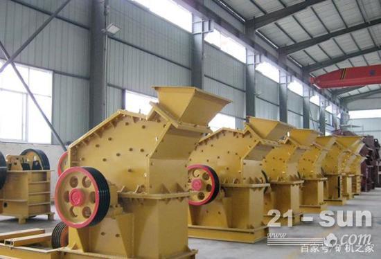 细碎机有几种型号?制砂效率高吗