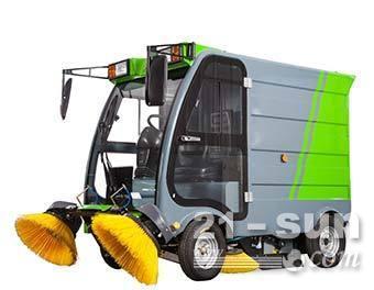 驾驶式扫地机能为企业省多少费用