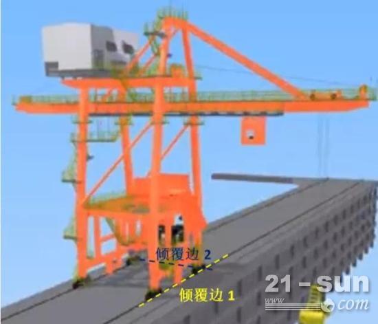 7級風況下港口2750 t/h卸船機抗風性能分析