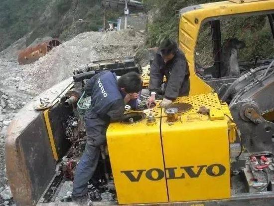挖掘機最常見的小毛病你知道是哪些嗎?