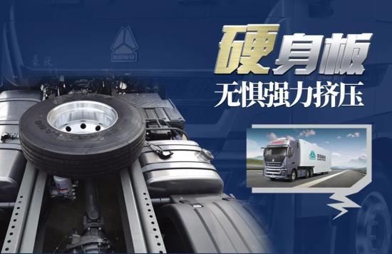 安全至上|中國重汽豪沃TH7 捍衛安全邊際