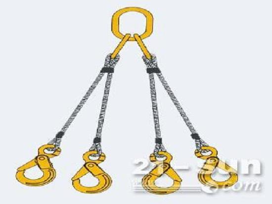 起重機吊索具使用方法及使用技巧