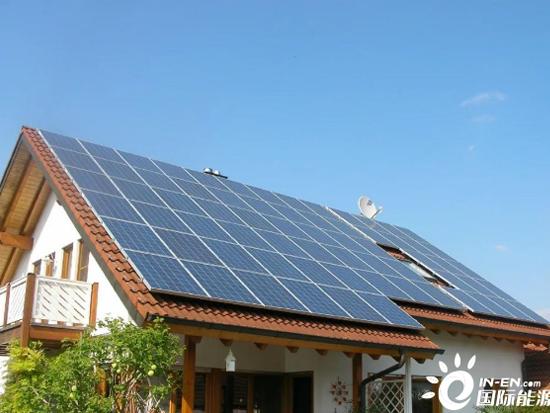 屋顶分布式光伏开发的成本效益