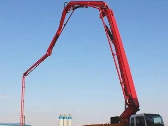中国造出世界上最长的臂架泵车,技术为什么这么厉害?