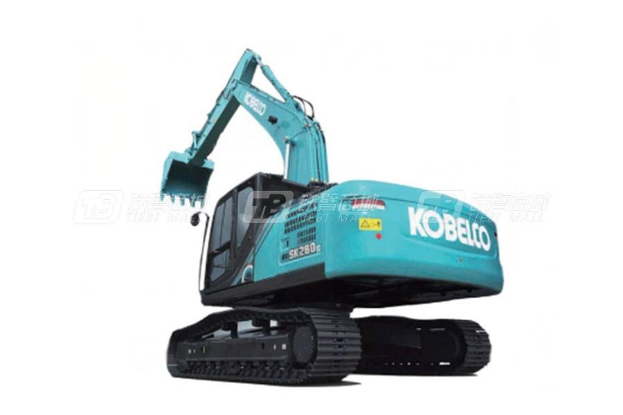 神钢挖掘机SK260LC-10 SuperX报价及图片大全