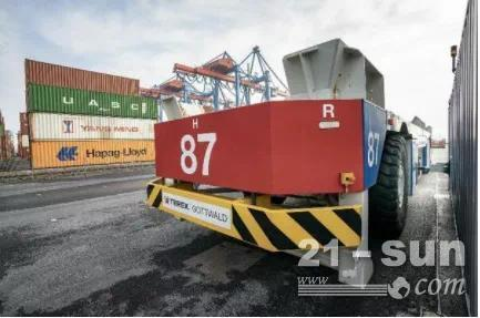 Klaus-Michael Kühne 支持 HHLA 和 Eurogate 合并组件德国港口集团,准备投资支持