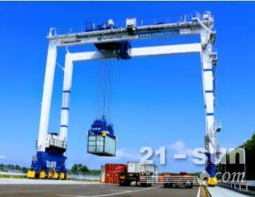 日本Mitsui E&S Machinery获得零排放 RTG 补助金