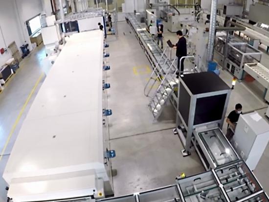 组件功率提升10瓦以上,凯盛科技薄膜光伏电池技术再获新突破