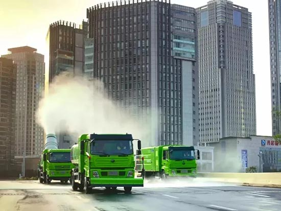 新能源垃圾分类解决方案,助力完善垃圾分类运输系统