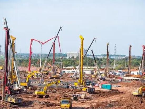广西旋挖钻机培训基地-三一推出旋挖钻机