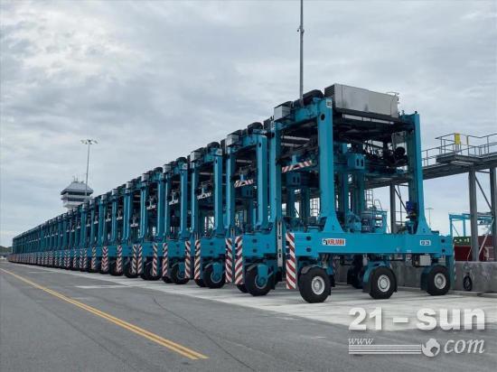 卡尔玛第五次获得美国弗吉尼亚港混合动力穿梭机大订单