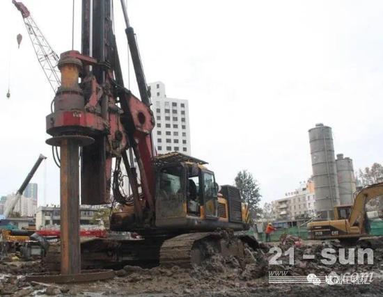 不同地层条件下旋挖钻孔灌注桩的钻孔方法集锦