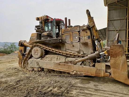 整机翻新 让你来看Cat D10R如何焕新!