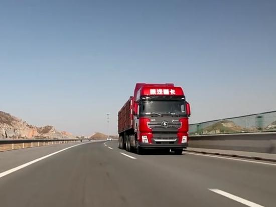 老路卡车大讲堂——陕汽德龙X5000外观设计有玄机