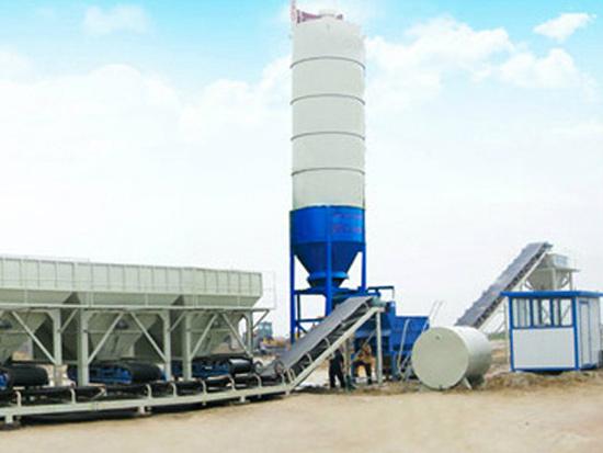 施工中稳定土拌和站对物料含水量的要求