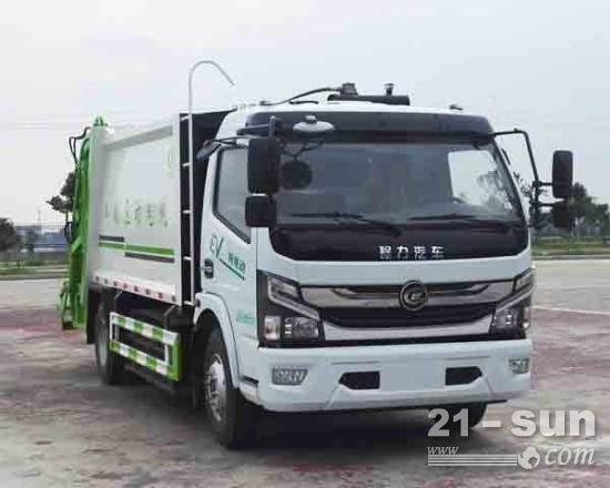 新能源微型电动垃圾车,为电动车开辟了新的市场