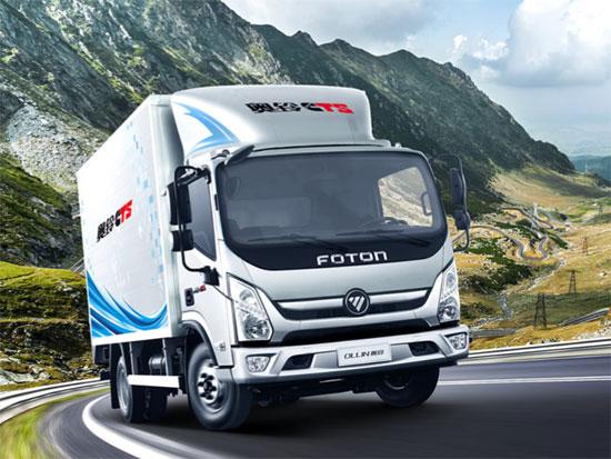 福田汽车:前8月中型货车累销60226辆,同比增幅137.94%