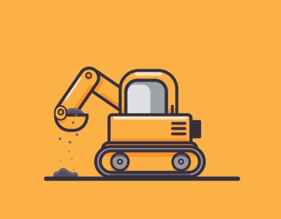 8月份挖掘机海外销量同比增100%,工程机械海外布局迎收获期