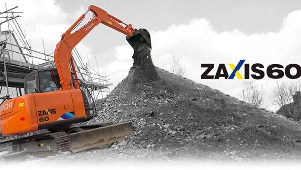 日立ZAXIS-5A系列挖掘机
