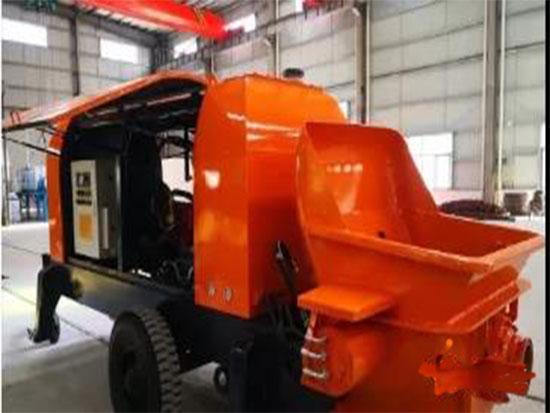 关于车载泵的发动机的保养方式是什么