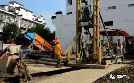 反循环清孔工艺在旋挖桩中的优势