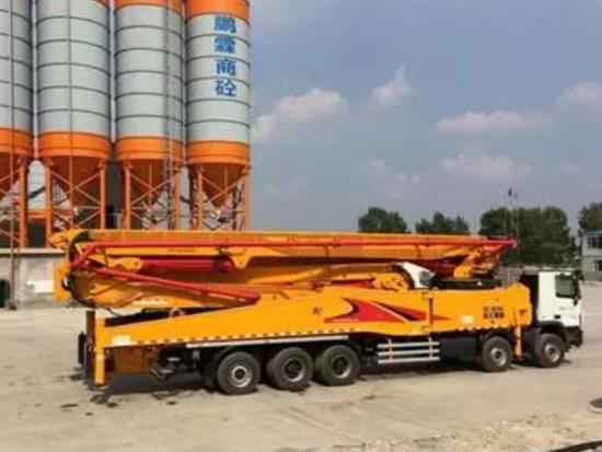 徐工新一代中德融合之作HB67K混凝土泵车市场初战告捷