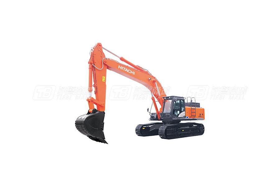 日立大型挖掘机ZX690LCH-5A怎么样?详细解读